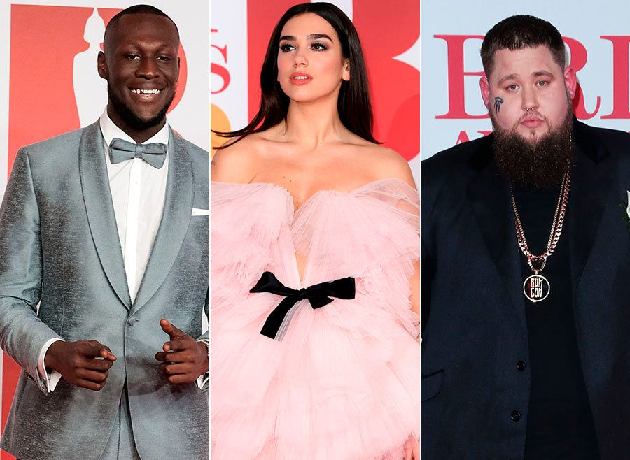 Stormzy And Dua Lipa Clean Up At This Year's Brit Awards