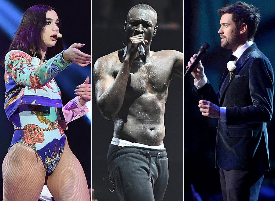 This Year's Brits Felt Like A Return To Form, Thanks To Stormzy And Jack Whitehall: HuffPost