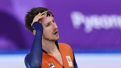 동메달 딴 네덜란드 선수가 기자회견장에서 남긴