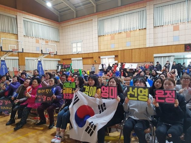 변함없는 '컬스데이' 멤버…'영미팀' 그대로 국대에 선발된