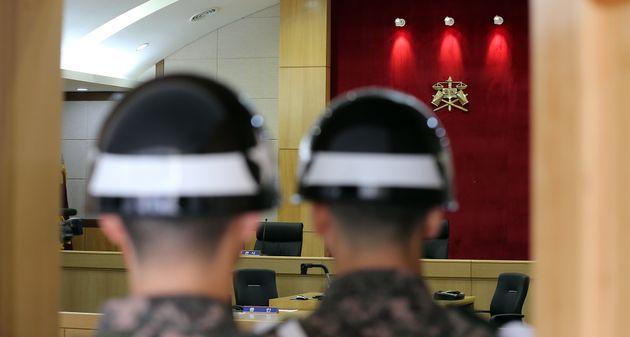 육군 성소수자 군인 색출 피해자에게 무죄 선고가
