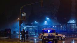 Επίθεση βομβιστή αυτοκτονίας κοντά στην πρεσβεία των ΗΠΑ στο