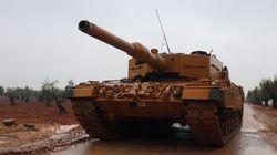 Ερντογάν: Η Τουρκία θέλει να αρχίσει να φτιάχνει μη επανδρωμένα άρματα