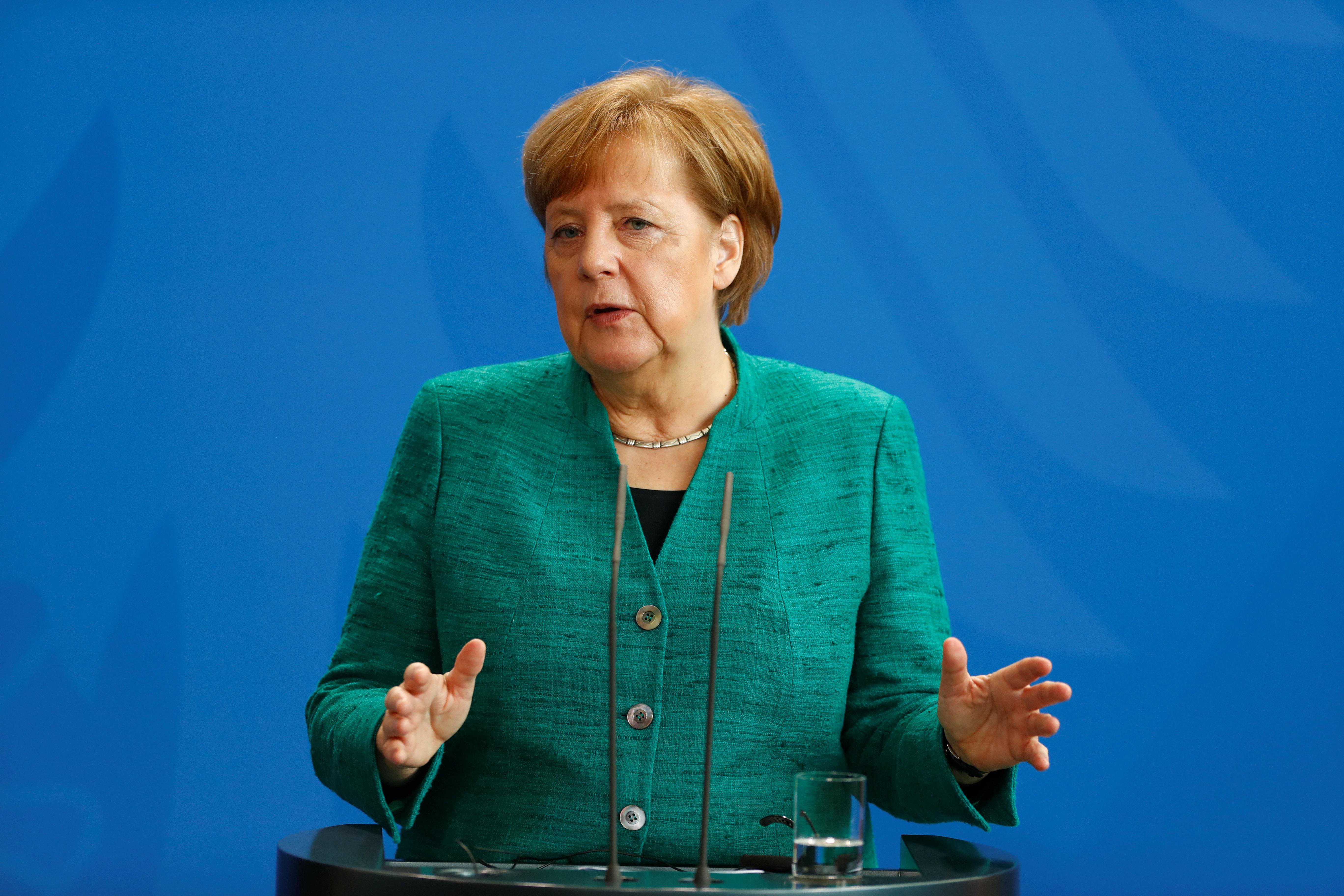 Η Μέρκελ επέστρεψε (το ίδιο) και οι οδηγίες της προς τους Ευρωπαίους