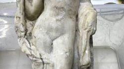 Ο Μυλόπουλος για την «Αφροδίτη» του Μετρό στη Θεσσαλονίκη: Συγκινήθηκα από την