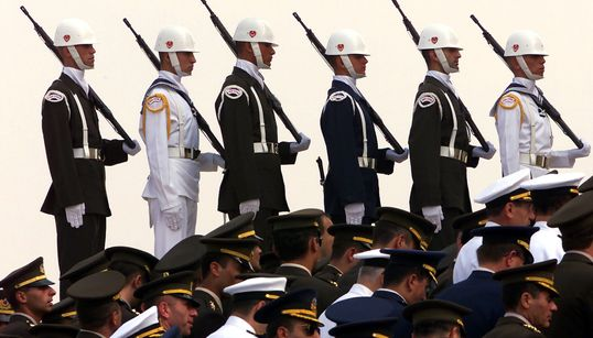 Η Τουρκική απειλή και η Ελληνική αποτρεπτική