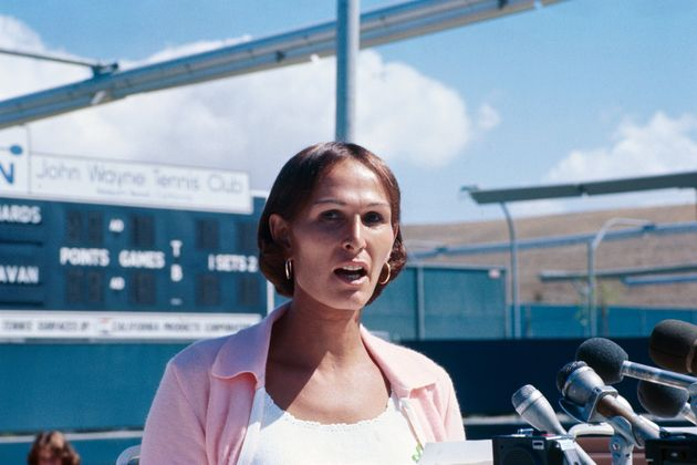 As A Trans Tennis Player, Learning About Renée Richards Changed My