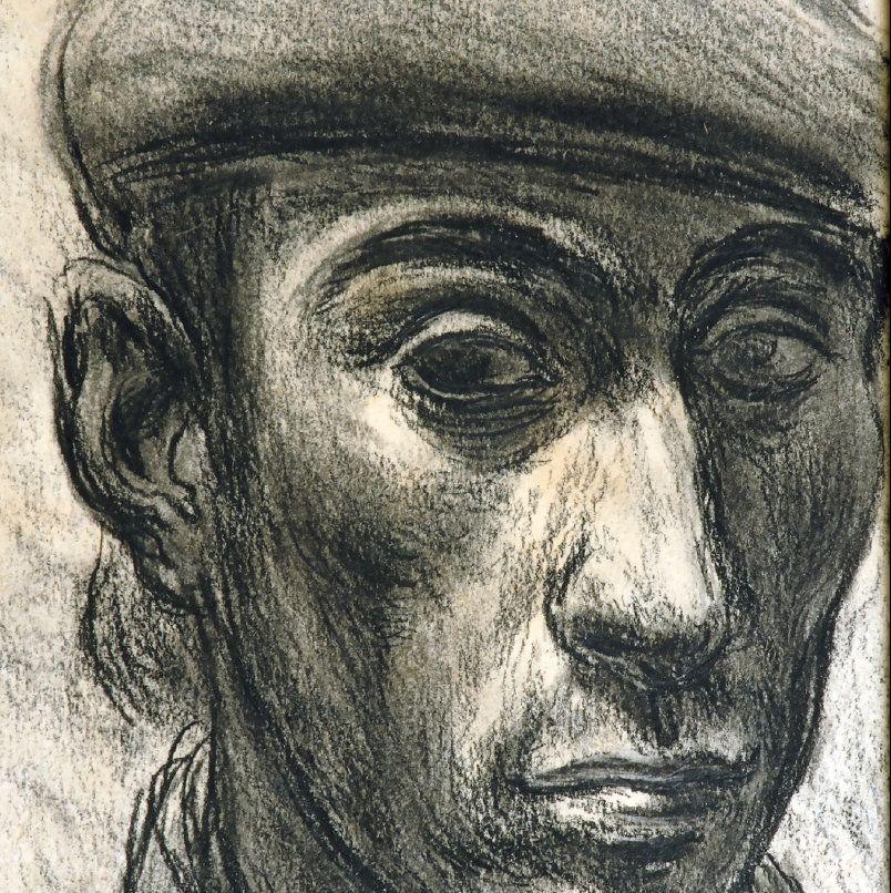Γιάννης Μόραλης, «Αυτοπροσωπογραφία»...
