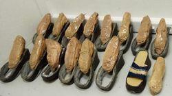 Σύλληψη 34χρονης στο «Ελ. Βενιζέλος». Έκρυψε μέσα σε τακούνια 6 κιλά