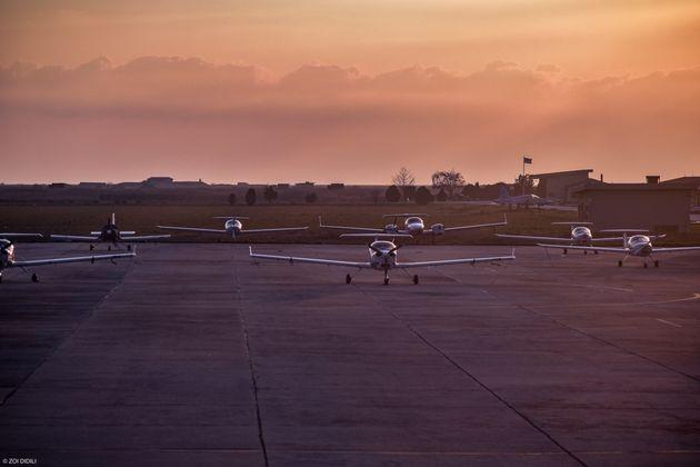 Αεροσκάφη της Σχολής Εκπαίδευσης Πιλότων, Egnatia
