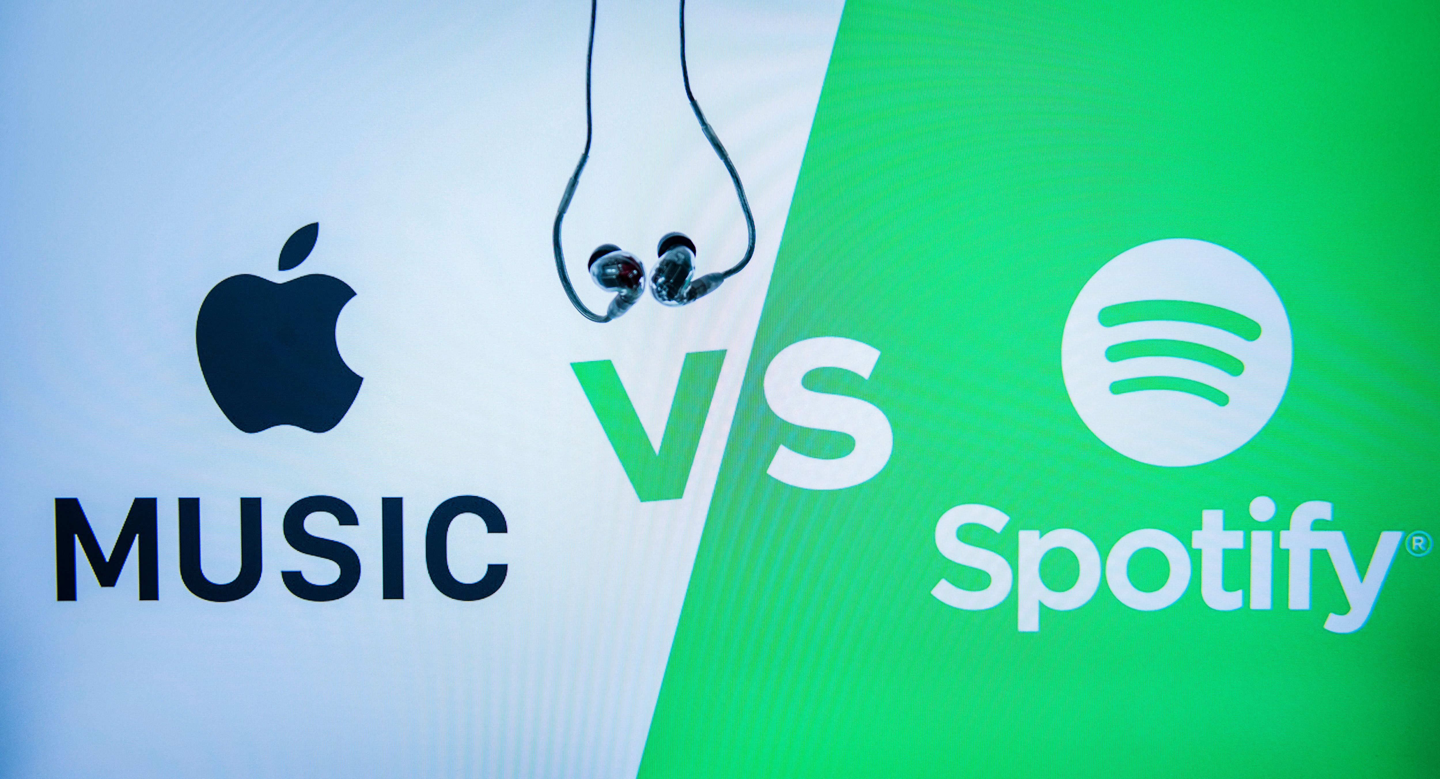 Don't Panic, We've Decided Which Is Best: Apple Music Or Spotify