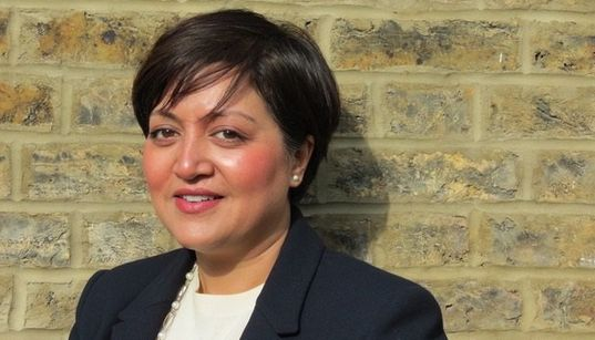 Rokhsana Fiaz Interview: EastEnder Bids For