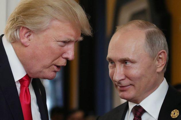 Donald Trump y Vladimir