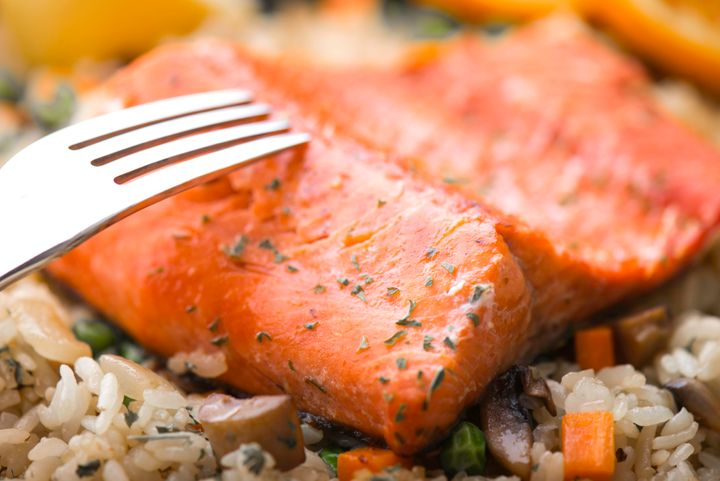 Advocates for Native Americans want to help the community eat more traditional foods, like salmon and wild rice, in an effort