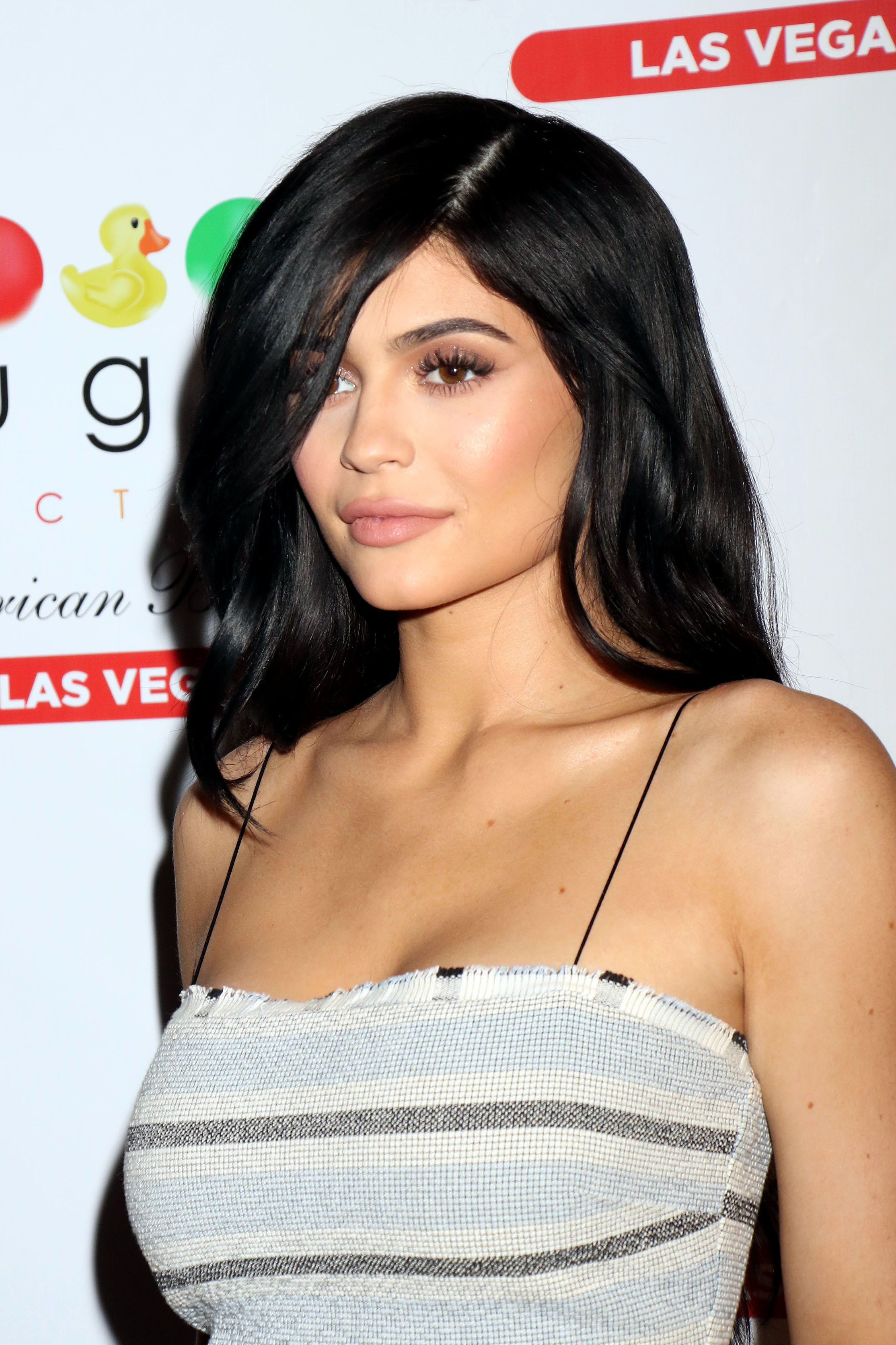 Kylie Jenner Continues The Grand Opening Celebration of Sugar Factory American Brasserie at Fashion Show Mall in Las Vegas, USA