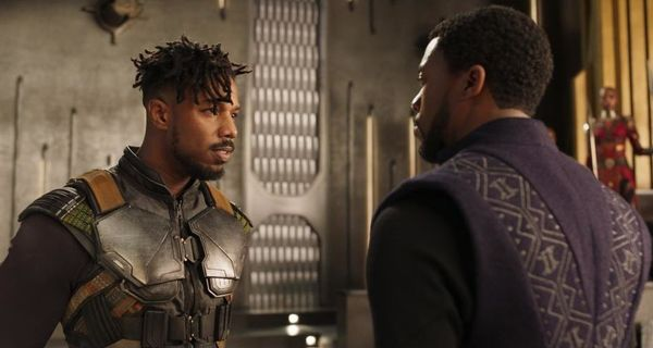 "When discussing how he spends downtime off-screen, Jordan <a href=""http://dujour.com/culture/michael-b-jordan-fantastic-four-"