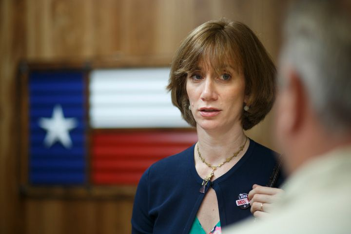Laura Moser, a Democratic candidate for Texas' 7th Congressional District, is facing a spate of opposition research released