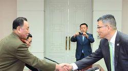 한국 찾는 김영철에 대해 각 부처들이 내놓은