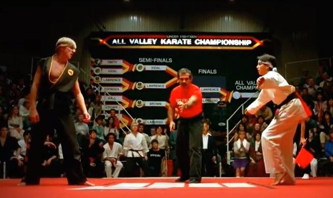 Θυμάστε το πρώτο Karate Kid; Ετοιμαστείτε για μια αναβίωση της μάχης του Daniel LaRusso με τον Cobra Kai