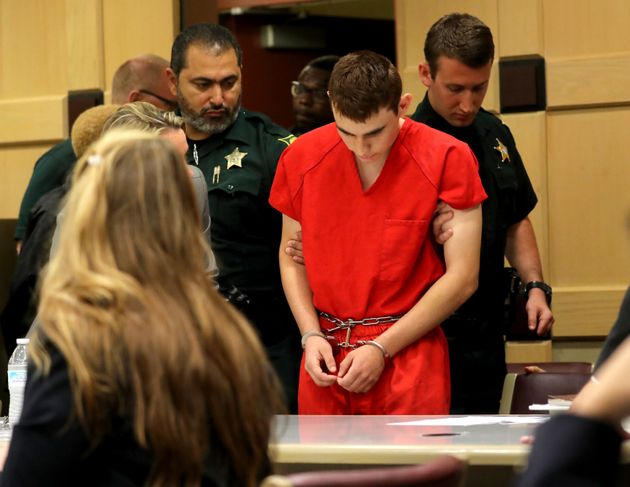 Nikolas Cruz has been charged with 17 counts of premeditated