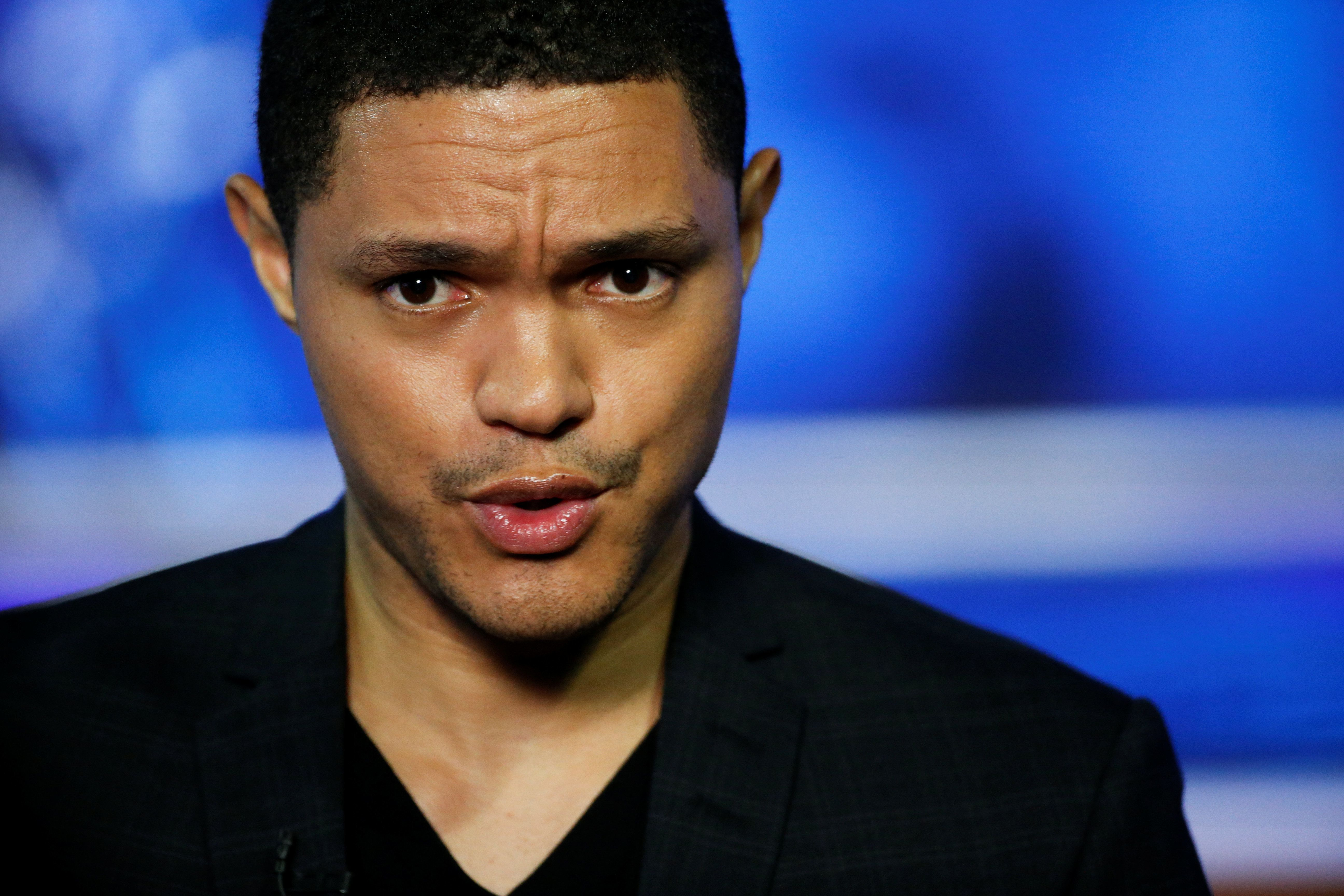 Trevor Noah Has A Message For Folks Upset By The Blackness Of 'Black Panther'