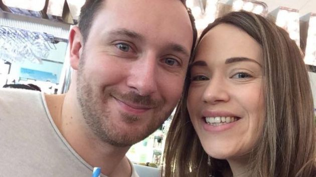 Jonathan and Ellie Udall who have died following a helicopter crash in the Grand
