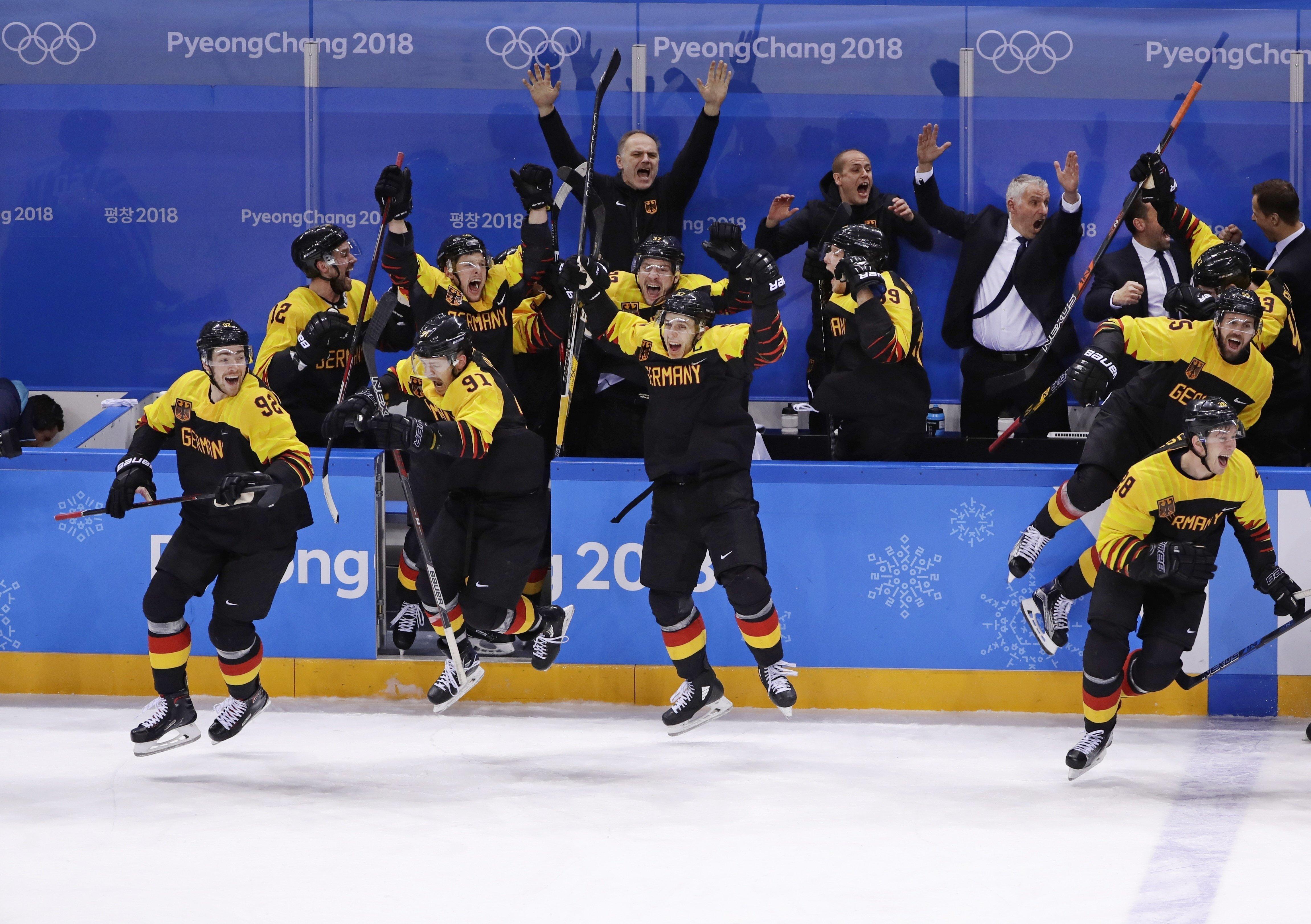 Deutschland – Kanada: Eishockey bei Olympia im Live-Stream sehen