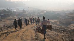 Δορυφορικές εικόνες αποκαλύπτουν πως έχουν ισοπεδωθεί δεκάδες χωριά των Ροχίνγκια στη