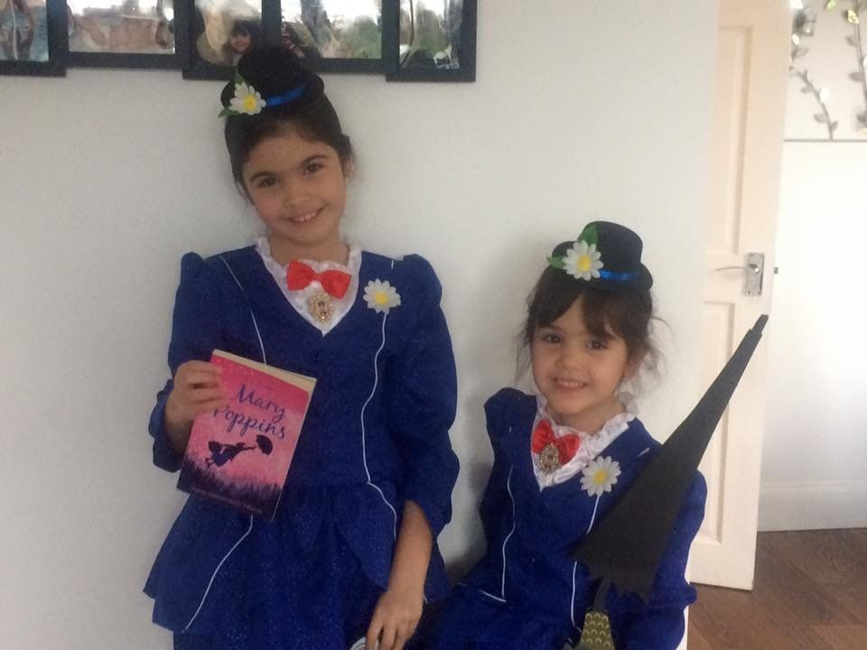 Mary Poppins From P. L. Traversu0027 Book Series  sc 1 st  HuffPost UK & World Book Day 2018 Costumes: The Best Ideas From Previous Years To ...