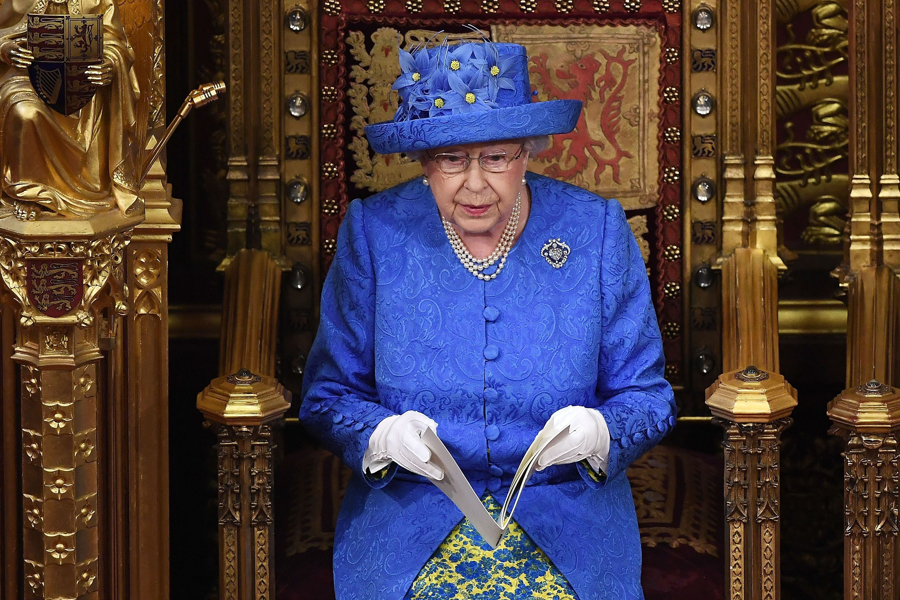 MPs May Have To Ask The Queen's Permission For Parliament