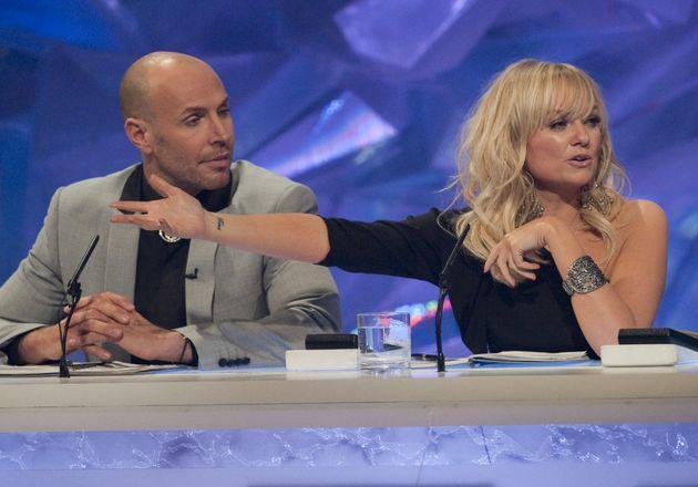 Jason is still good pals with former judge Emma