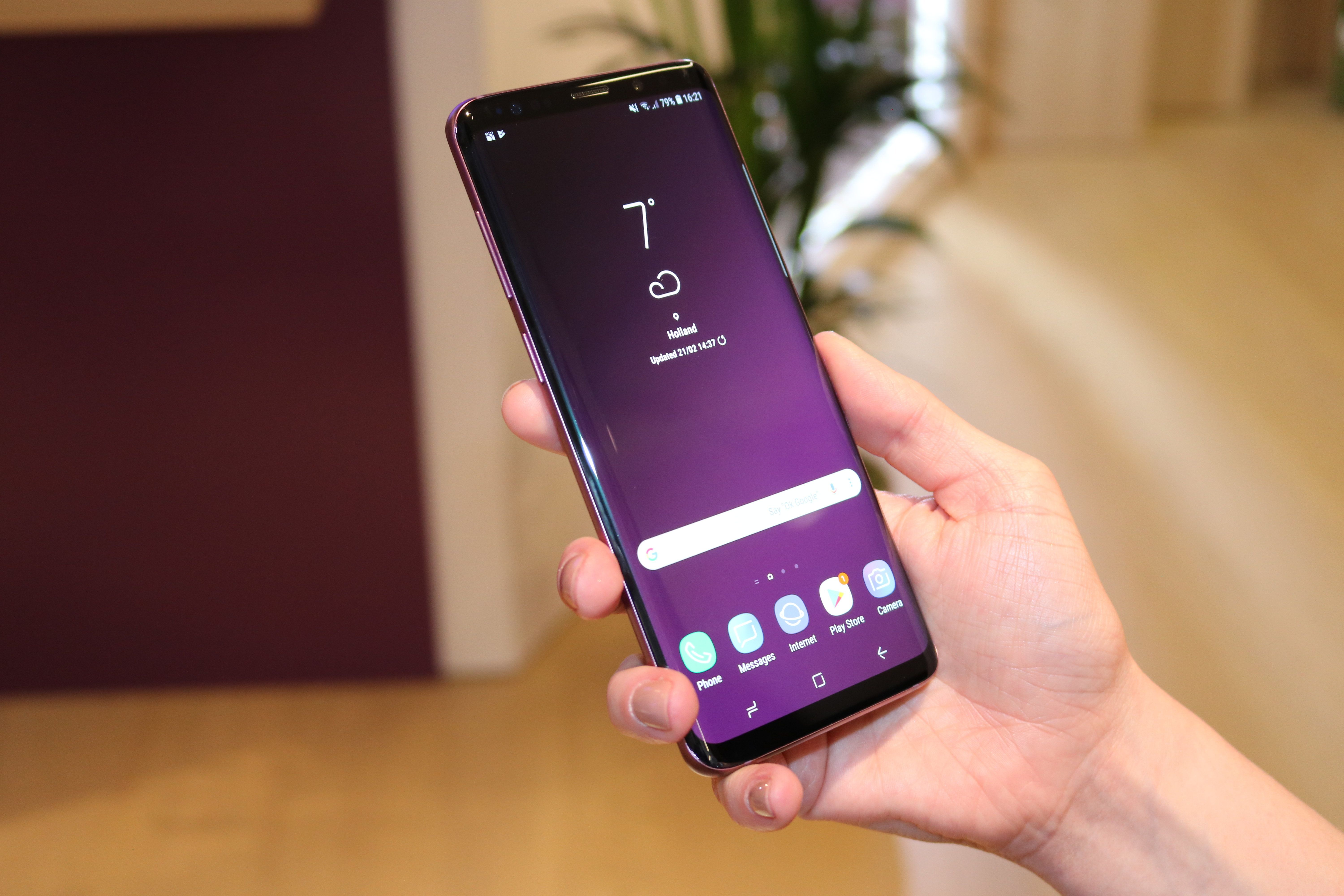 Samsung Galaxy S9: Features, UK Price And Release