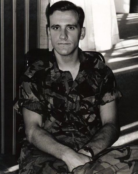 Alex Bomberg was a royal aide to the Duke of Gloucesterin the 1990s while he was a soldier in the