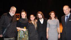 Θεατρική παράσταση για την Ταμάρα Σιμαντώβ: «Το έργο των μαθητών δημιουργεί ελπίδα για το