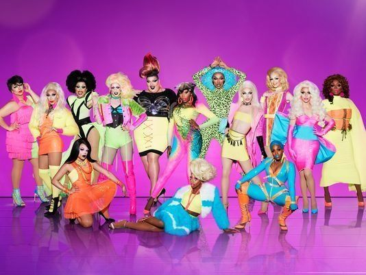 "These 14 queens will compete on the 10th season of ""RuPaul's Drag Race."""