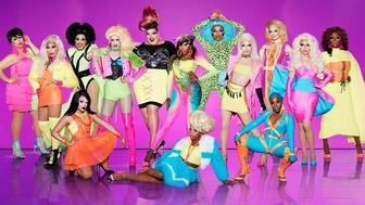 The 14 queens competing on this season of Drag Race hail from all over the country