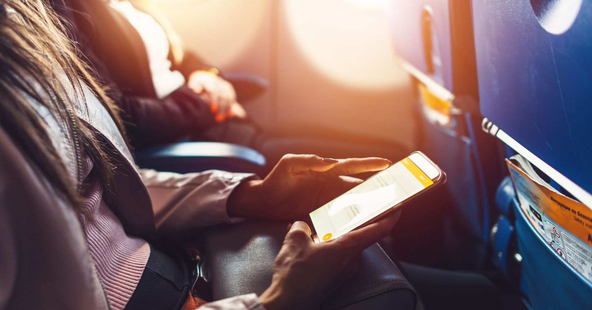 Expert Reveals The Odd Trick That Can Help You Stay Calm During A Turbulent Flight
