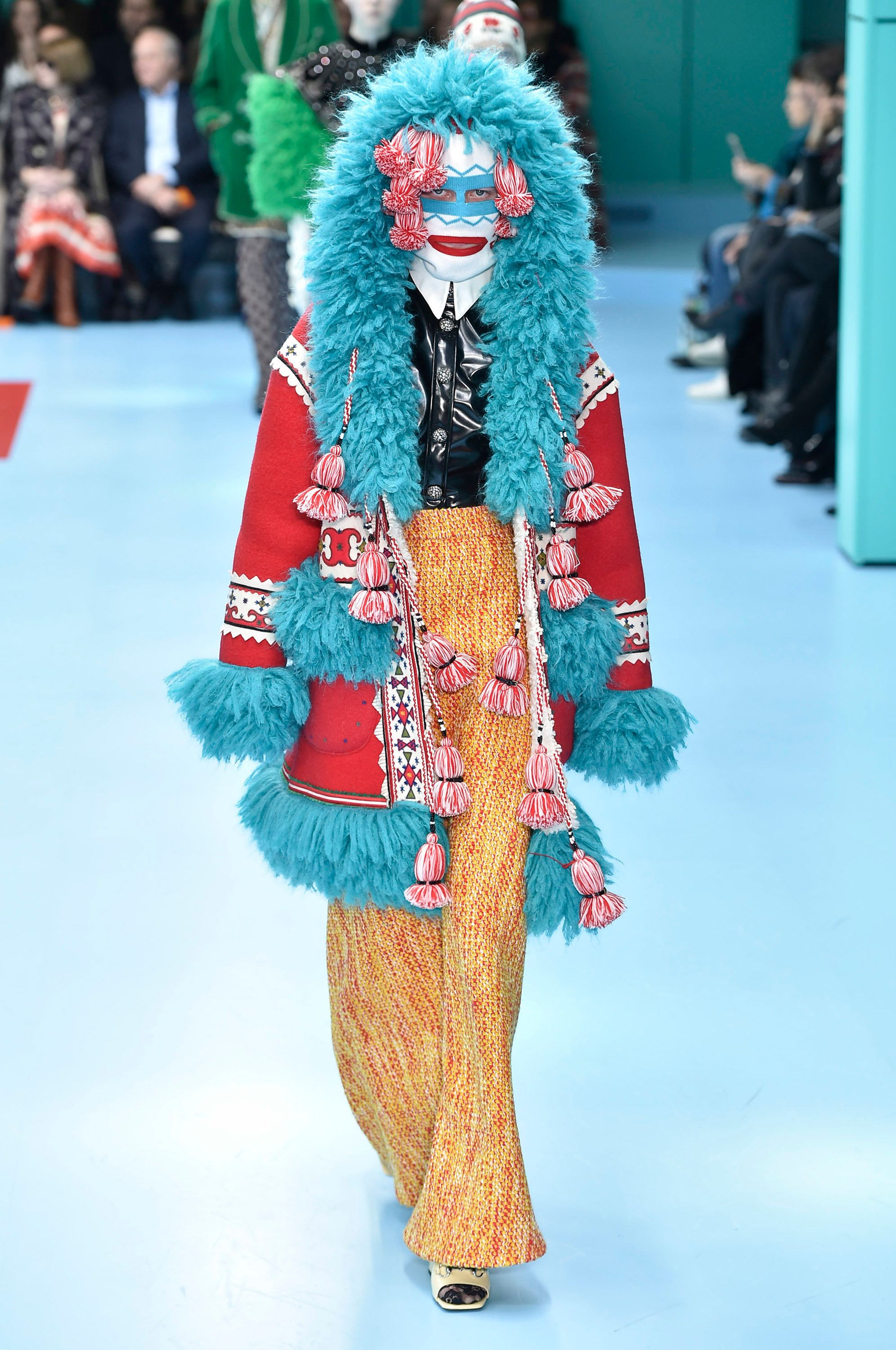 The Most Outrageous Looks From European Fashion Weeks So