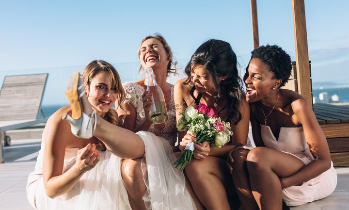 17 Lovely Bridesmaid Gifts That Arent Jewelry Huffpost Life