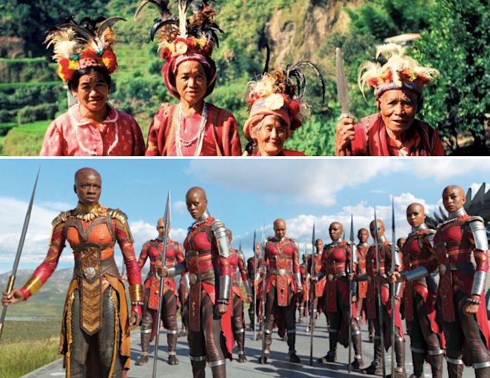 Tribal Filipinos Had been A Stunning Muse For 'Black Panther's' Dora Milaje