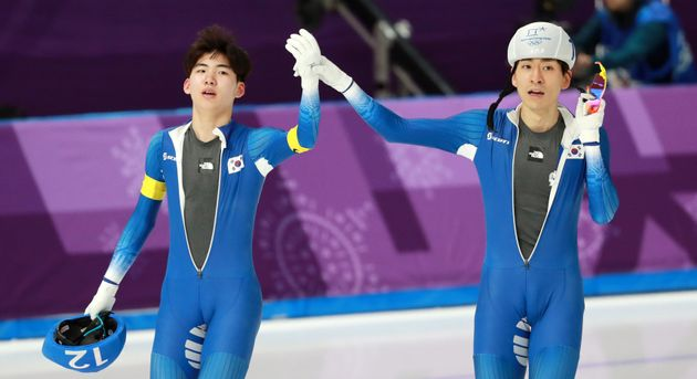 '남자 매스스타트 초대 챔피언' 이승훈이 베이징 동계올림픽 출전 의사를