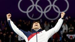 이승훈이 베이징 동계올림픽 출전 의사를