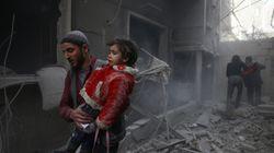 Massaker in Syrien: In Ghouta zeigt der Westen, dass er aufgegeben hat
