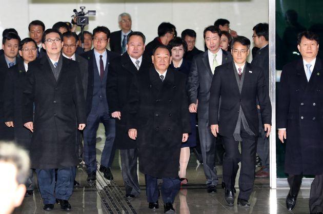 방남 北대표단 '대남·대미' 협상팀으로 구성…핵협상