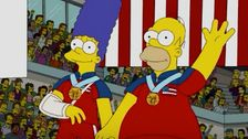 'The Simpsons' Predicted Team USA's Olympic Curling Gold Back In 2010