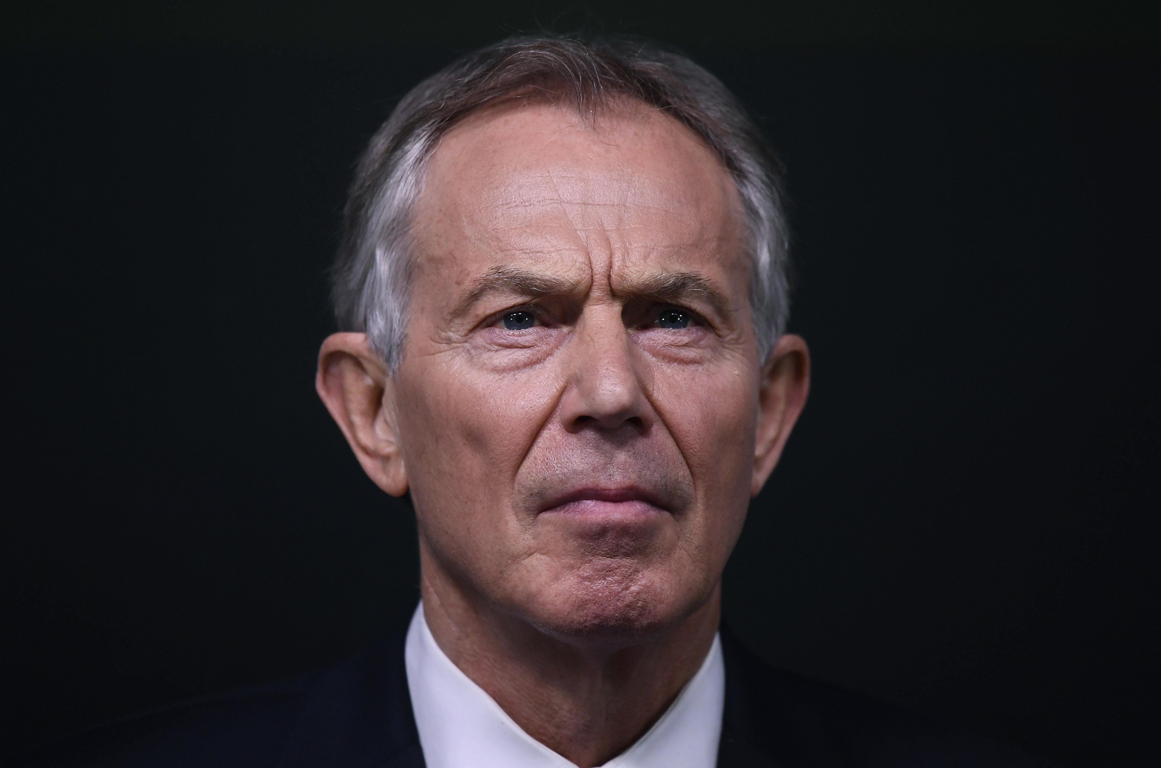 Michael Wolff Brands Tony Blair A 'Complete Liar' Over Trump Job