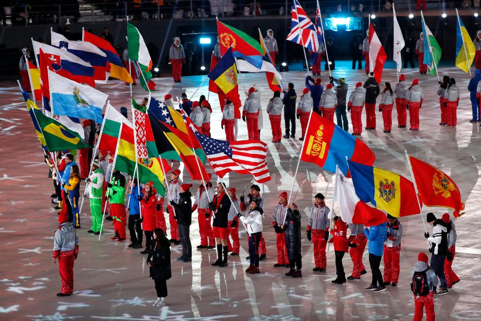 The 2018competitions featured 92 countries and more than 2,000 athletes.