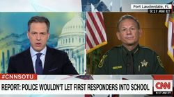 Jake Tapper Skewers Florida Sheriff Over Failure To Act On Shooter Red