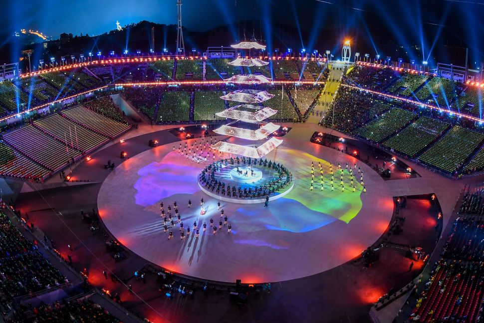 The Pyeongchang  Winter Olympics Closing Ceremony Offered A