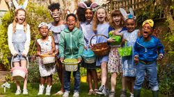 Families Share Their Favourite Easter Memories